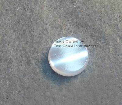 NEW Pearl Finger Top Button Inlay/ Bach Trumpet TR300H,tr300 / flat 13.5mm #2551