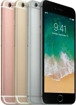 Apple iPhone 6S Plus - 16GB / 64GB / 128GB - Factory Unlocked; AT&T / T-Mobile