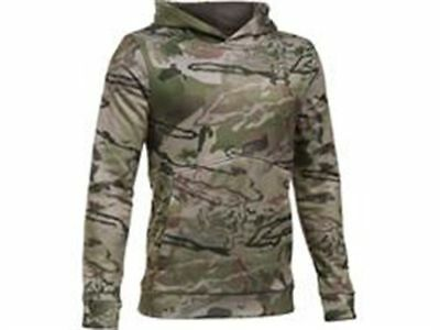 Under Armour Boys Youth UA Storm Icon Ridge Reaper Camo Hoodie 1286119-901