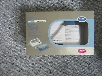 Lloyds Pharmacy fully automatic blood pressure monitor