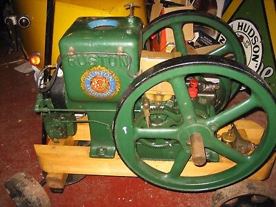 Ruston Hornsby 2 3/4 HP Class APR Stationary Engine Sold By Stanhay Ltd Ashford