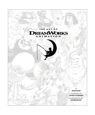 Art of DreamWorks Animation - Book
