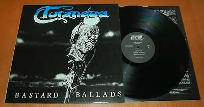 Toranaga - Bastard Ballads - 1988 UK Peaceville Label Vinyl LP
