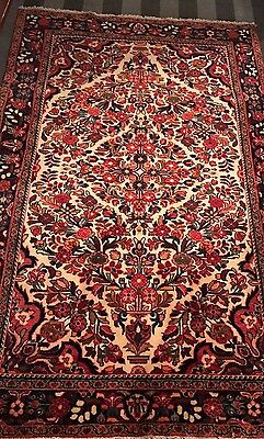 Handmade 100% Persian Wool Rug -Free Delivery