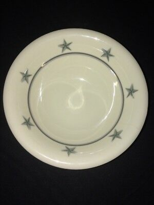 Ss United States Lines Star Bowl Soup/cereal Bowl Mayer China Restaurantware 1