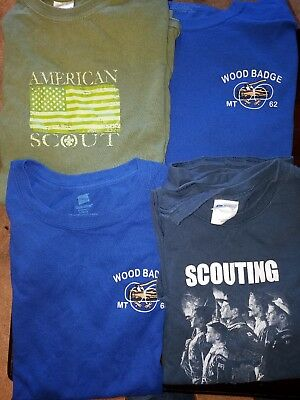 Boy scout of america shirt Class B collection Lot