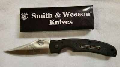 Smith & Wesson Cuttin' Horse Folding Knife CH001 *NEW* in box - Taylor Cutlery