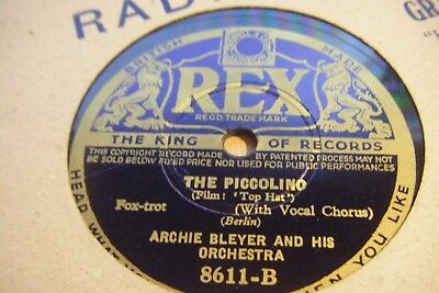 Archie Bleyer Orch* The Piccolino /cheek To Cheek *ex