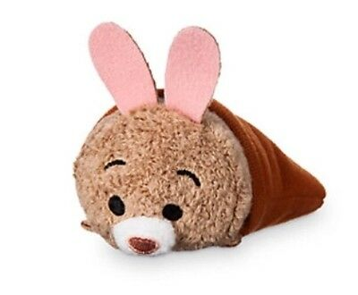 DISNEY STORE SLEEPING BEAUTY'S RABBIT MINI TSUM Limited Edition WITH ALL TAGS