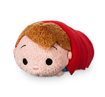 DISNEY SLEEPING BEAUTY'S PRINCE PHILLIP MINI TSUM TSUM Limited Edition WITH TAGS