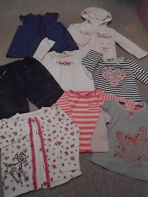Gorgeous Bundle for a Girl Aged 9/12 Months - Great Clean Condition