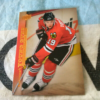 07 08 UD Series 2 Young Guns # 462 Jonathan Toews RC Blackhawks