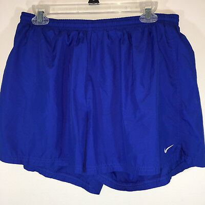 Mens Nike Dri-Fit Xl Lined Athletic Running Shorts