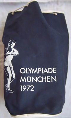Orig.bag / kitbag   Olympic Games MÜNCHEN 1972 - 44 cm Special Edition !! RARITY
