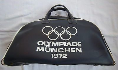 Orig.bag / sports bag   Olympic Games MÜNCHEN 1972 - 43 cm Special Edt. ! RARITY