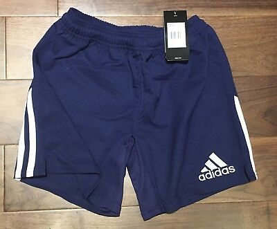 Adidas Mens Navy Classic Rugby Shorts