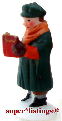 Dept. 56 Carolers On The Doorstep 55570 small Girl Only Free Shipping