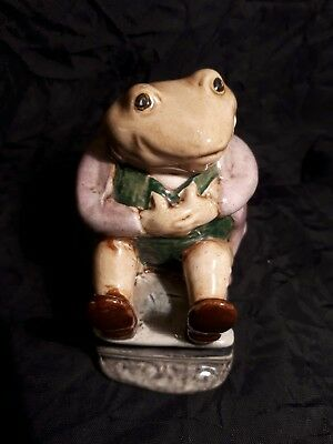 "Beatrix Potter Beswick Figure ""MR JACKSON"" BP3b"