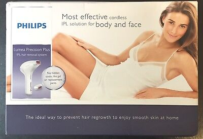 Philips Sc2006/11 Lumea Precision Ipl Hair Regrowth Prevention System Light Use