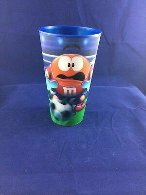 M&M M&M's Candy Soccer Cup Holographic