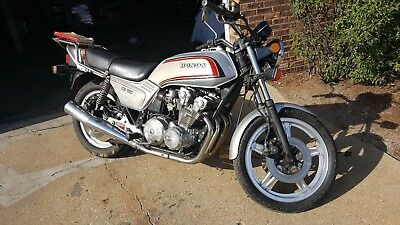 1979 Honda CB  1979 Honda CB 750F super sport ..... with Title and running