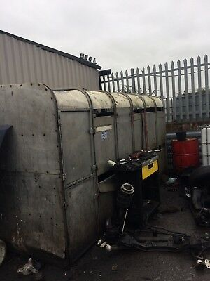 Ifor Williams 12ft Container
