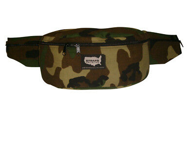 Fanny pack deluxe model, 2 side pockets,waist pack/hunting pack,made in U.S.A.