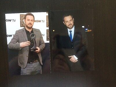 Danny Dyer Eastenders Unsigned