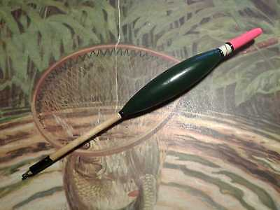 Traditional Hand Made Vintage Style Victorian Barrel Fishing Float