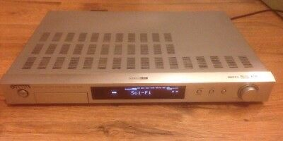 YAMAHA RX-SL80 AV RECEIVER AMPLIFIER SLIMLINE FULLY WORKING VGC!  *No Remote*
