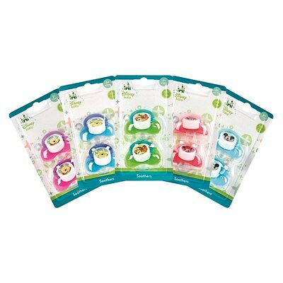 Wholesale Job Lot 528 Packs 2 Baby Soothers