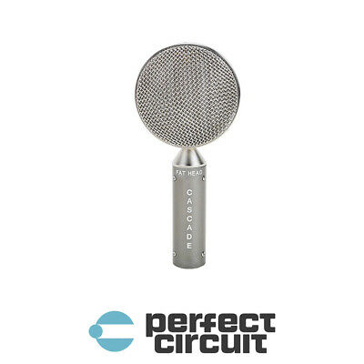 Cascade Microphones Fat Head BE RIBBON MIC - NEW - PERFECT CIRCUIT