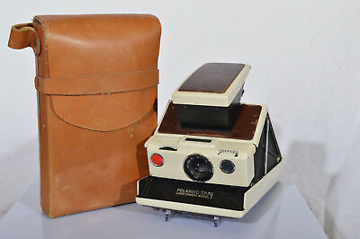 Polaroid Sx-70 Land Camera Model 2 With Case