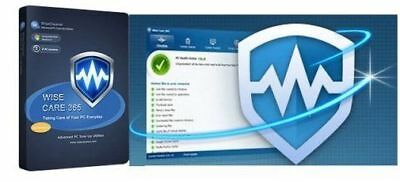 Wise Care 365 Pro All in One PC Tuneup Check Utility Trusted & Faster | Windows