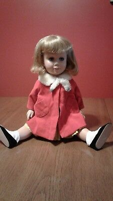 Chatty Cathy doll and clothing