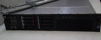 HP ProLiant DL380 G7 E5649 6 Cores @2.53GHz, 12GB RAM,1x300 2x146 GB HDD + Rails