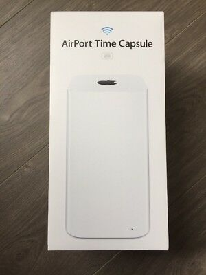 Apple AirPort Time Capsule - 2TB - Wireless Backup & Wi-Fi Network