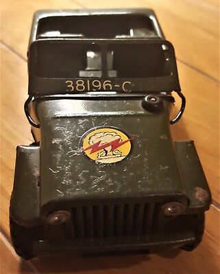 Triang Minic Jeep, Not US Willys Jeep, Not Clockwork, Rare???