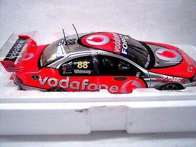 Classic Carlectables Jamie Whincup's Year 2008 Team Vodafone BF Falcon