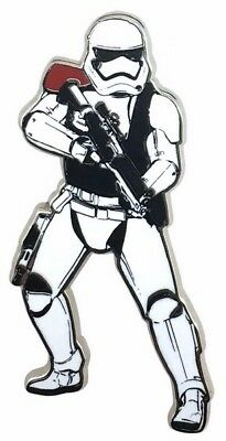 2015 Disney Star Wars The Force Awakens Snowtrooper Pin