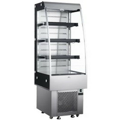 Refrigerated Open Display Showcases Omcan 25825
