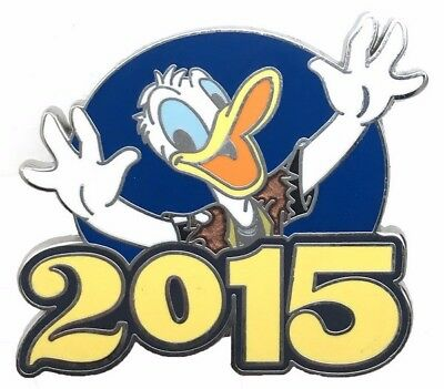 2015 Disney Mystery Collection Donald Duck Pin N4