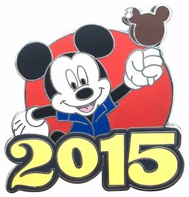 2015 Disney Mystery Collection Mickey Pin N4