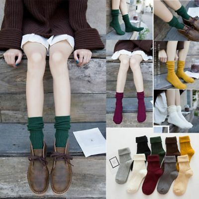 Unisex New Cotton Winter Ankle High Sport Design Fashion Casual Warm Thick Socks