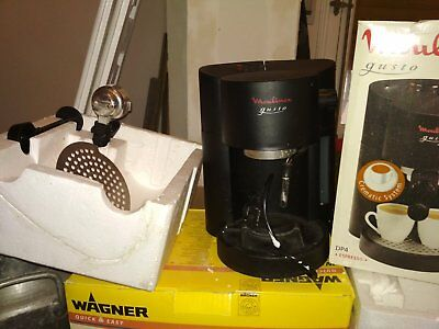 Cafetera Moulinex type DP4 1100W