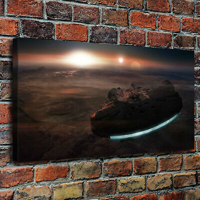 """12""""x22""""Star Wars Painting HD Print on Canvas Home Decor Room Wall Art Picture"""