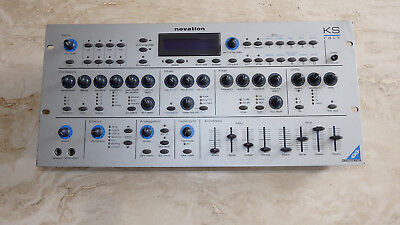 Novation KS Rack Synthesisers