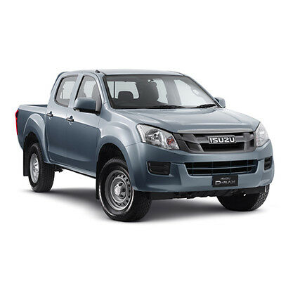 Isuzu DMax D-Max 2003-2012 Workshop Service Repair Manual on CD
