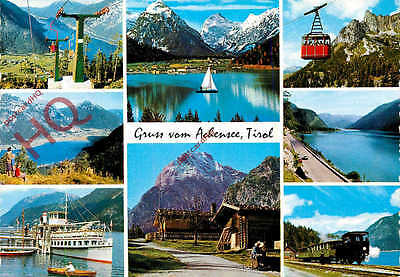 Picture Postcard- Achensee, Tirol (Multiview)