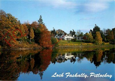 Picture Postcard- Loch Faskally, Pitlochry